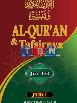 AL-QUR'AN DAN TAFSIRNYA Kementerian Agama RI
