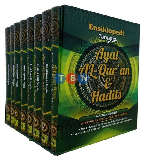ENSIKLOPEDIA TEMATIS AYAT AL-QUR'AN & HADITS ( EAH)