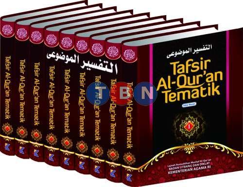TAFSIR AL-QUR'AN TEMATIK - Kementerian Agama RI
