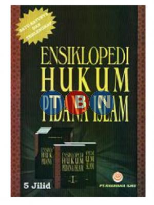 ENSIKLOPEDIA HUKUM PIDANA ISLAM