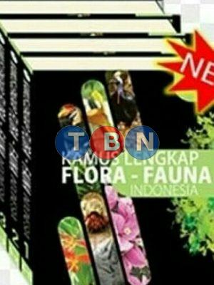KAMUS LENGKAP FLORA-FAUNA INDONESIA