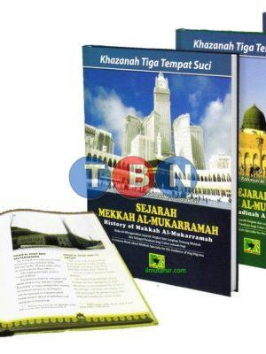 KHAZANAH TIGA TEMPAT SUCI
