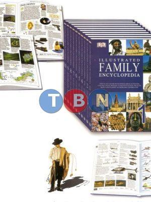 ILLUSTRATED FAMILY ENCYCLOPEDIA