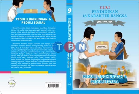 Seri Pendidikan 18 Karakter Bangsa - Tingkat SMA-SMK-MA