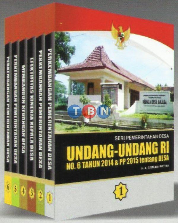 Buku Seri Pemerintahan Desa