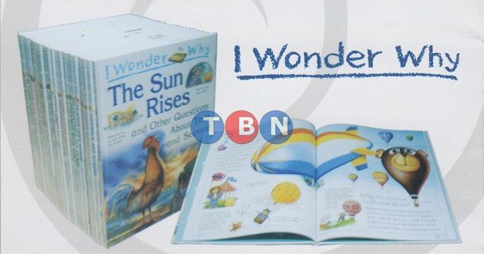 I-Wonder-Why - Aku Ingin tahu Mengapa Versi Inggris