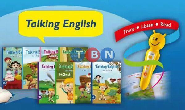 Talking English-Grolier