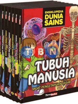 Ensiklopedia Dunia Sains