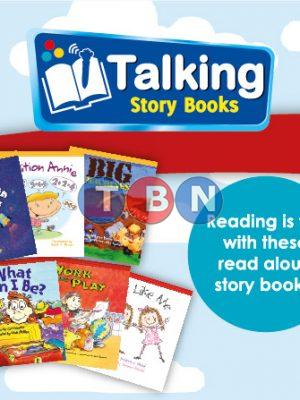 GROLIER TALKING STORY BOOKS