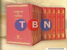 TAFSIR AL-QUR'AN – Kementerian Agama RI