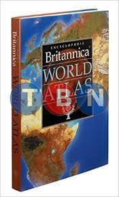 ENCYCLOPEDIA BRITANNICA WORLD ATLAS
