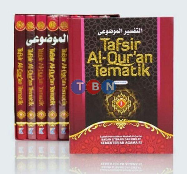 TAFSIR AL-QUR'AN TEMATIK Kementerian Agama RI